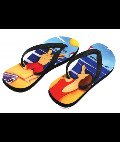 Adult Flip Flops (Large)