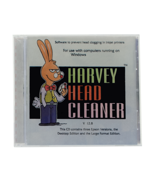Harvey Head Cleaner (CD)