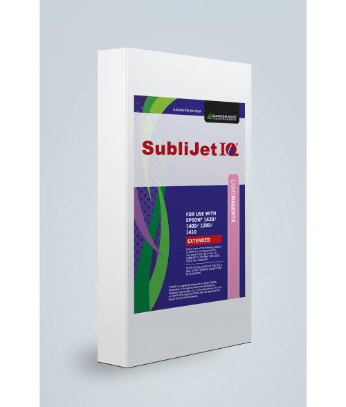Sawgrass Sublijet-IQ Light Magenta 220ml Ink Bag (Epson 1400|1430|1280)