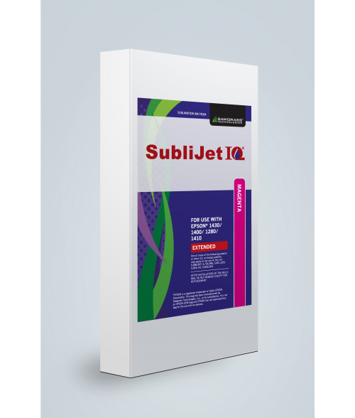 Sawgrass Sublijet-IQ Magenta 220ml Ink Bag (Epson 1400|1430|1280)