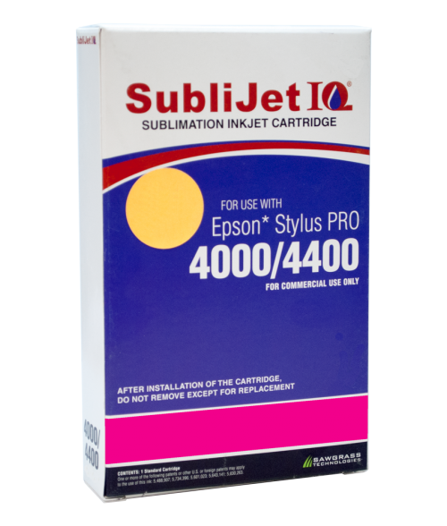 Sawgrass Sublijet-IQ Magenta 100ml Ink Cartridge (Epson 4000)