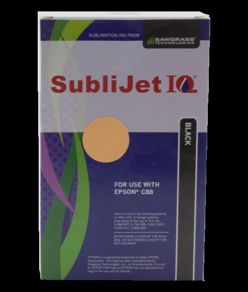 Sawgrass Sublijet-IQ Black Ink Cartridge (Epson C88|C86|C84)