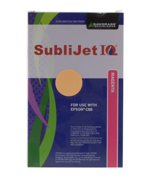 Sawgrass Sublijet-IQ Magenta Ink Cartridge (Epson C88)