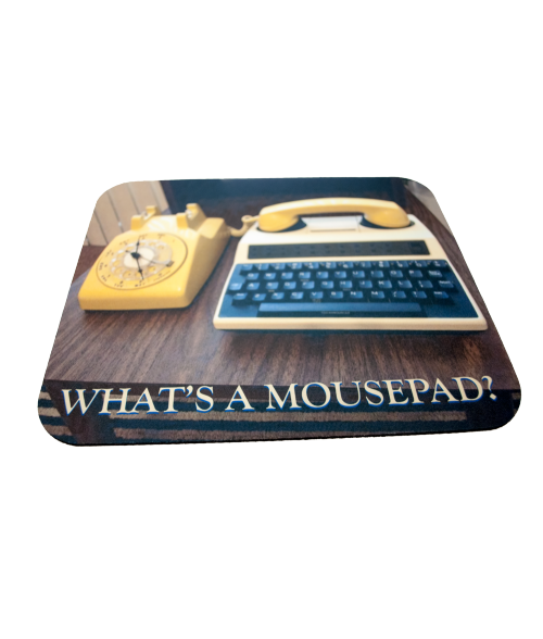 "1/8"" Thick Mousepad"