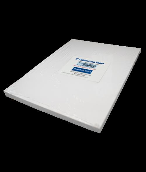 """Johnson Plastics 8.5"""" x 11"""" Sublimation Paper (100 Sheets)"""
