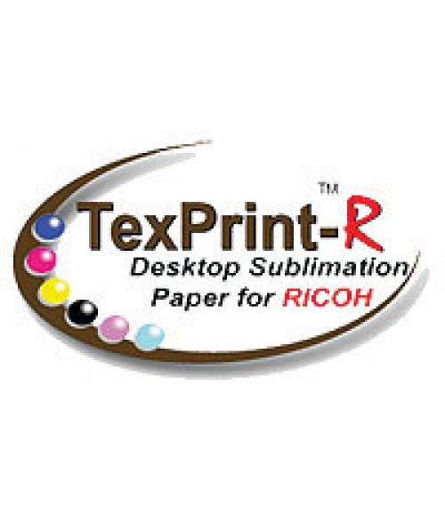 "TexPrint-R 8.5"" x 11"" Sublimation Paper (110 Sheets)"