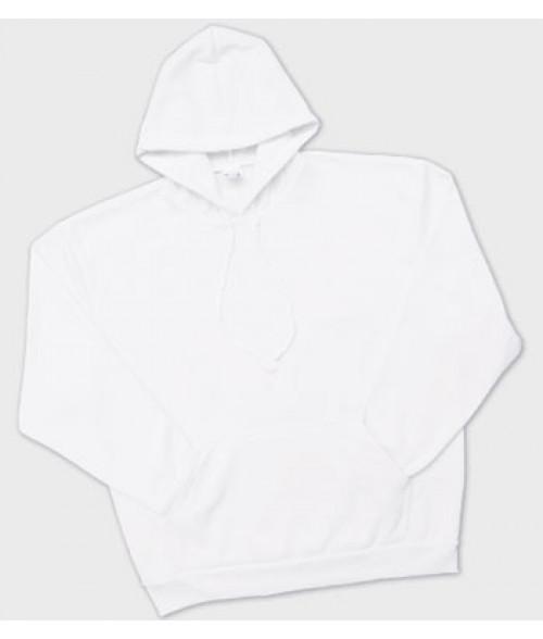 Vapor Adult White Hoodie (4X)