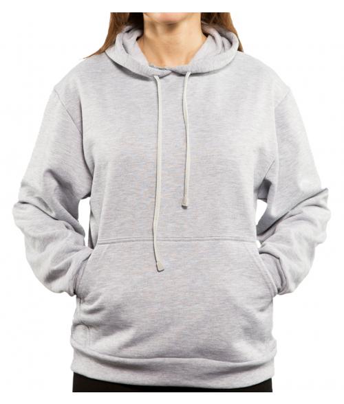 Vapor Adult Ash Heather Hoodie (XL)