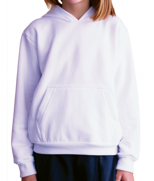 Vapor Youth White Hoodie (L)