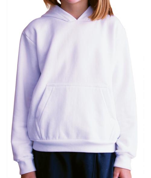 Vapor Youth White Hoodie (M)