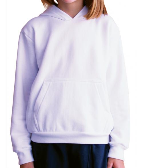 Vapor Youth White Hoodie (XS)