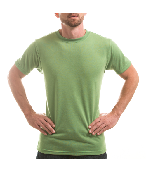 Vapor Adult Leaf Basic Tee (XS)