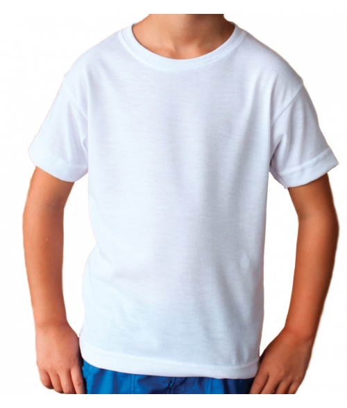 Vapor Youth White Basic Tee (L)