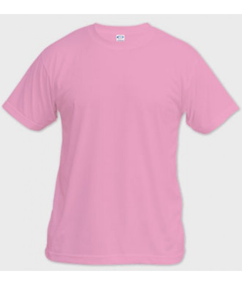 Vapor Youth Pink Basic Tee (L)