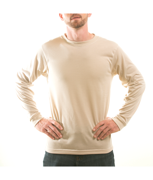Vapor Adult Sand Basic Long Sleeve Tee (L)