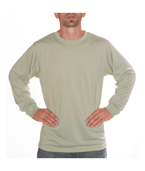 Vapor Adult Alpine Spruce Basic Long Sleeve Tee (S)