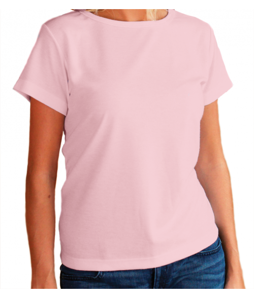 Vapor Ladies Pink Classic Tee (XL)
