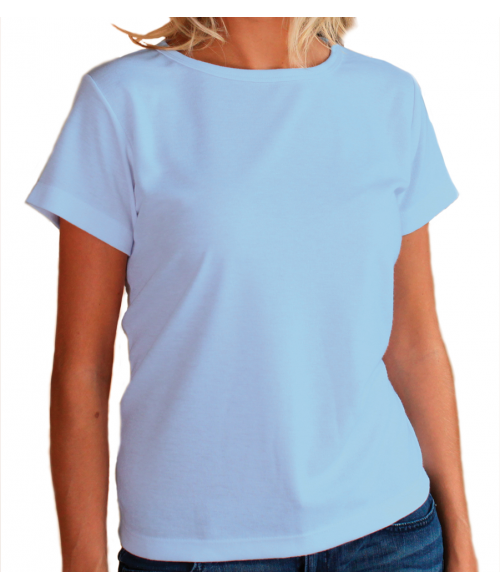 Vapor Ladies Blue Sky Classic Tee (XL)