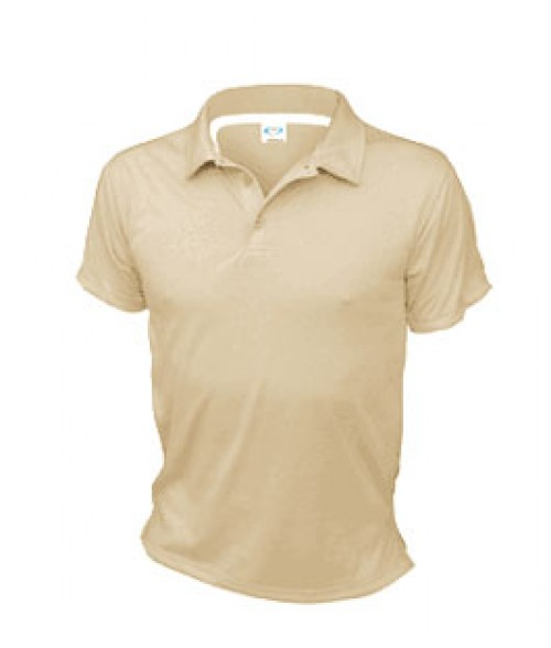 Vapor Adult Sand Basic Polo (M)