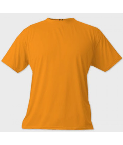Vapor Adult Orange Micro Tee (XS)