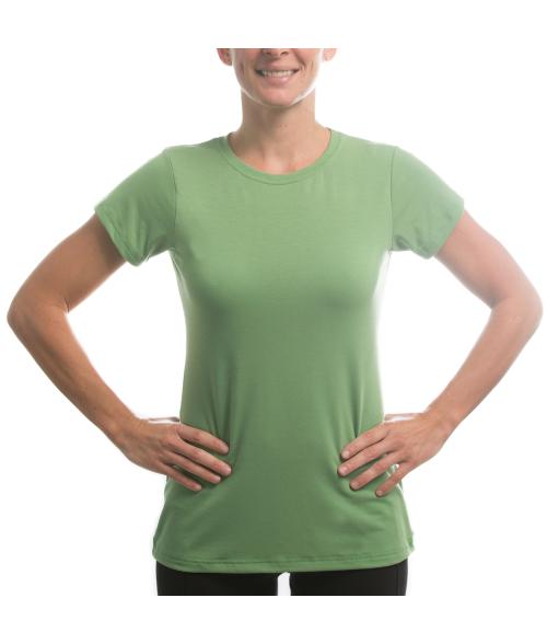 Vapor Ladies Leaf Slim Tee (XL)