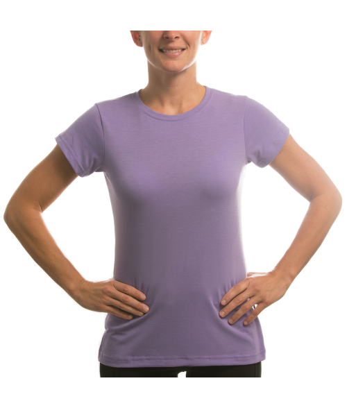 Vapor Ladies Orchid Slim Tee (2X)