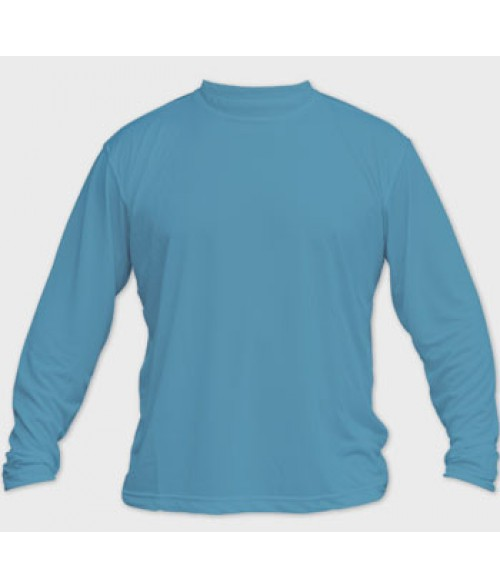Vapor Adult Hydro Micro Long Sleeve Tee (S)