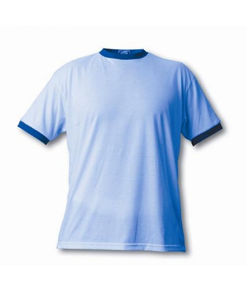 Vapor Adult Sky Blue/Navy Basic Ringer (3X)