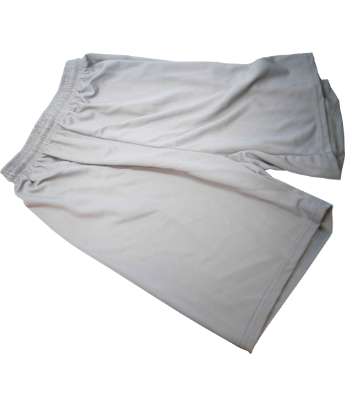 Vapor Adult Grey Court Shorts (2X)