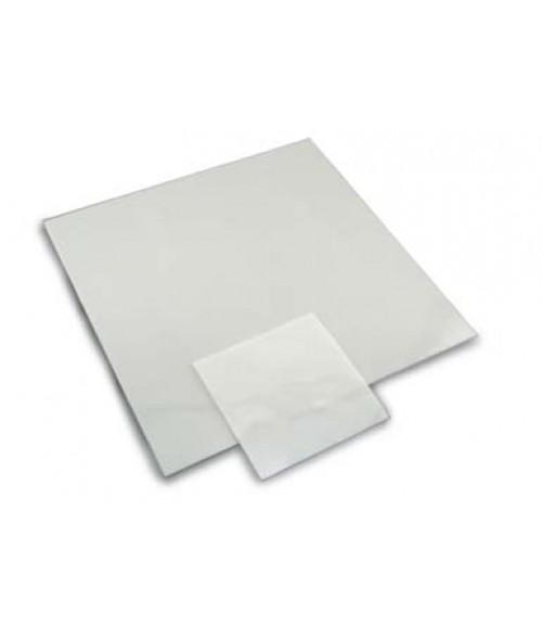 """15"""" x 15"""" White Silicone Tile Pressure Pad"""