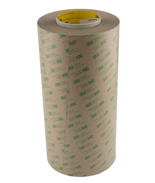 "3M 468MP 12"" x 60yd .005"" Adhesive Transfer Tape"