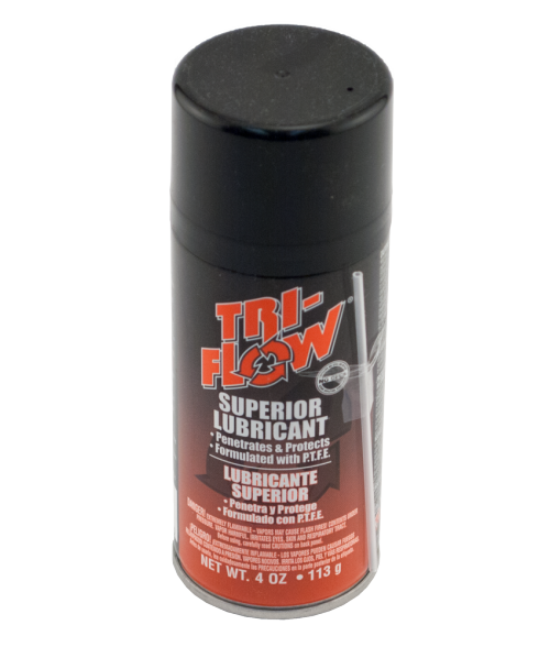 Tri-Flow 4oz Aerosol Spray Lubricant