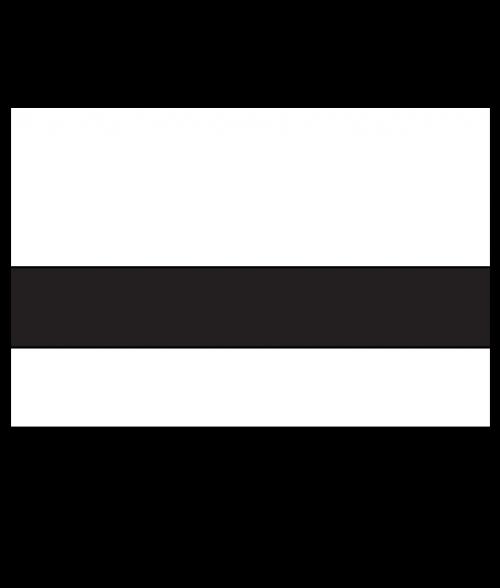 """Rowmark UltraGrave Satin White/Black 1/16"""" Engraving Plastic"""