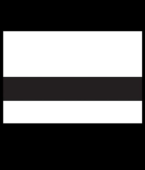"""Rowmark UltraGrave Matte White/Black 1/16"""" Engraving Plastic"""