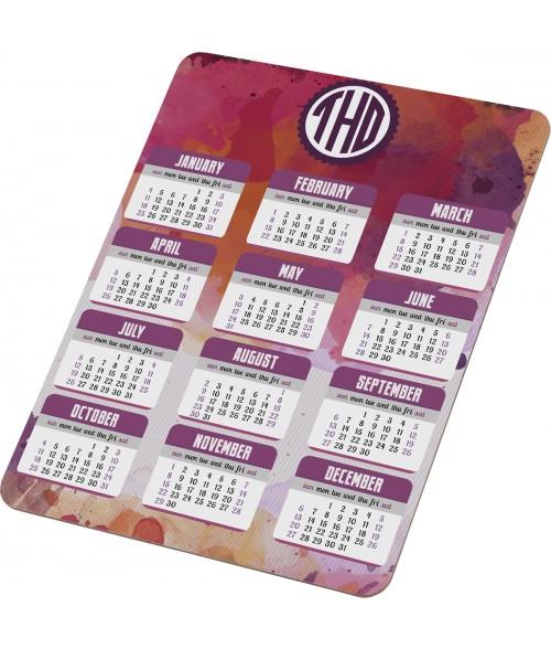"Unisub 9"" x 12-1/2"" Hardboard Dry Erase Message Board"