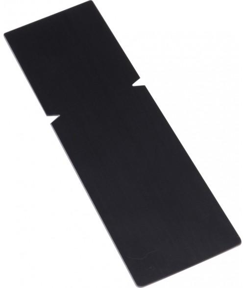 """Unisub Black 3-1/2"""" Easel Mount"""