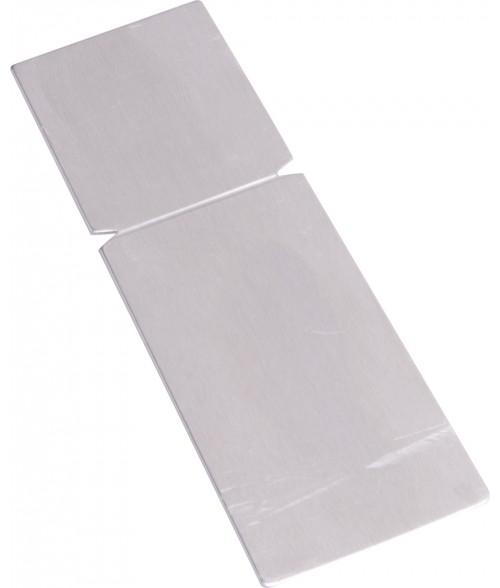 "Unisub Silver 3-1/2"" Easel Mount"