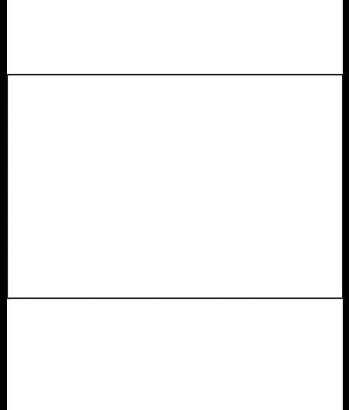 "Unisub Gloss White 23-1/4"" x 47"" 1-Sided FRP Sheet"
