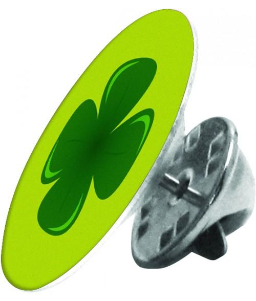 """Unisub 7/8"""" Round Lapel Pin"""