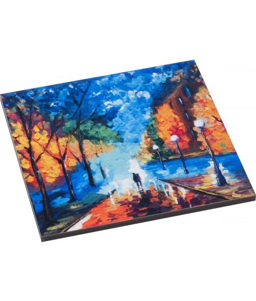 "Unisub Gloss 6"" x 6"" Hardboard Tile"