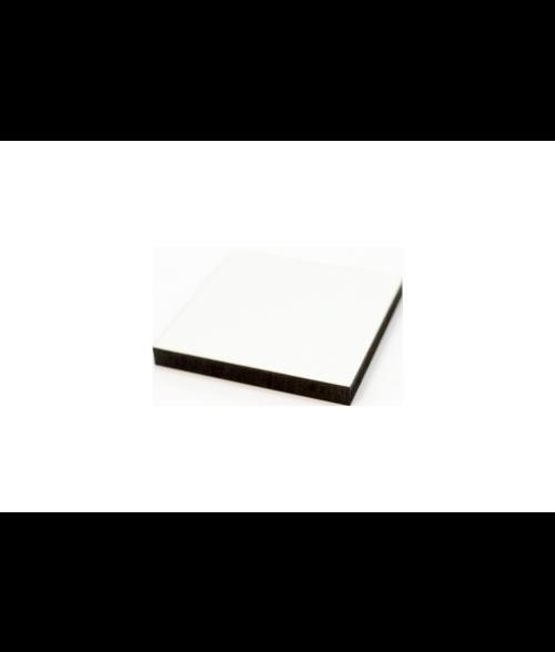 "Unisub Gloss 2"" x 2"" Hardboard Tile"