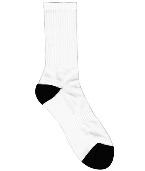 "Vapor 7"" Crew Length SubliSock (Ladies 6-9, Mens 6-8)"