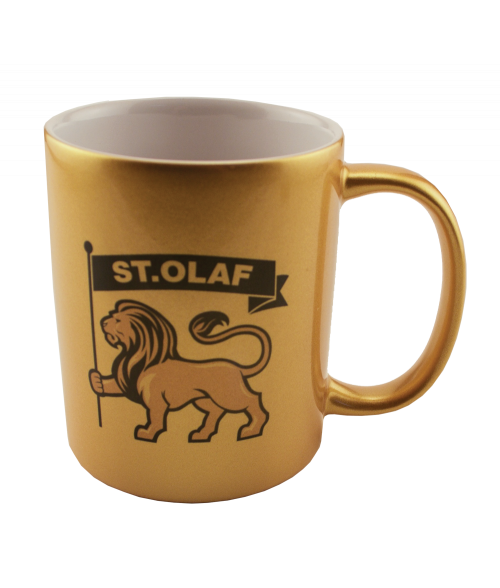 Gold Metallic 11oz Mug