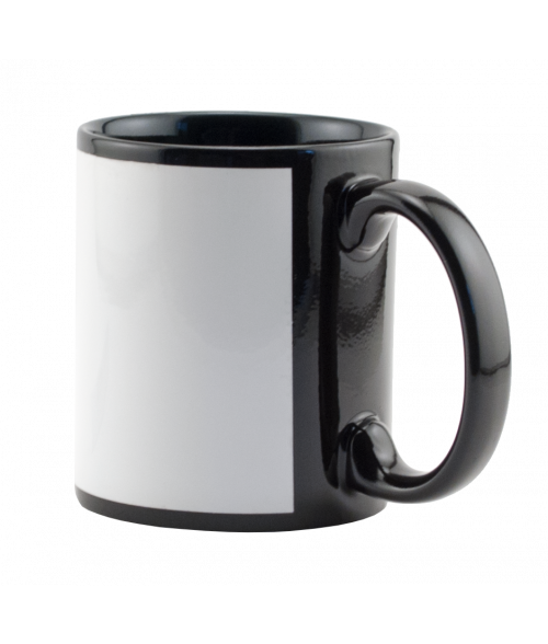 Rhinocoat Black 11oz Mug (36/Case)