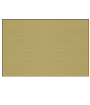 "AlumaMark Satin Brass .020"" Aluminum Sheet"