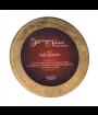 "Focus Series Burgundy/Gold 11"" Round Plaque"