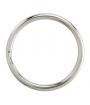 "1"" Nickel Plated Split Key Ring"
