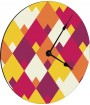 """Unisub 11.4"""" Large Hardboard Clock Kit"""
