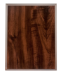 "Laminated Cherry 9"" x 12"" Plaque Base"