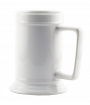 Rhinocoat White 16oz Stein (12/Case)